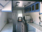 Mobile Command Control Vehicle